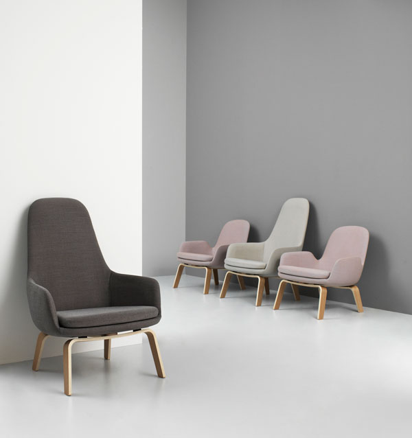 Normann Copenhagen presents the Era Lounge Collection