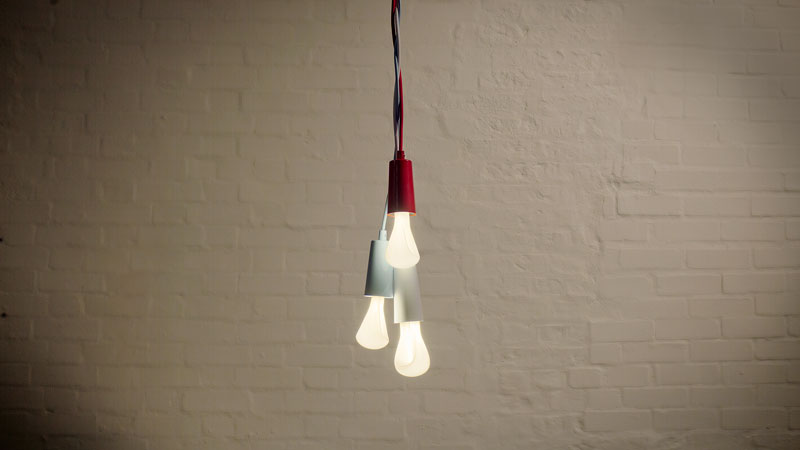 Plumen 002 - Energy efficient light bulb