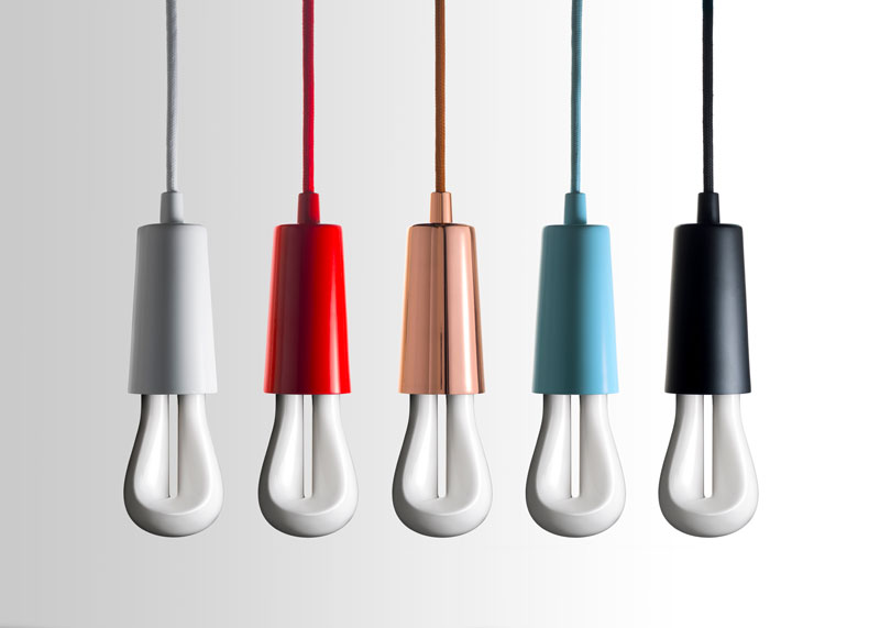 Plumen 002 – Energy efficient light bulb