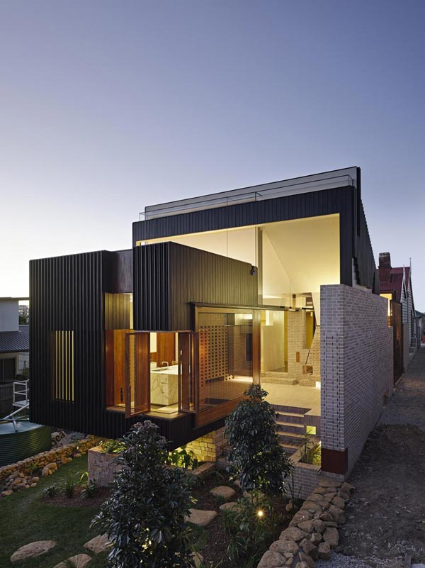 Aperture House By Cox Rayner Architects Twofold Studio