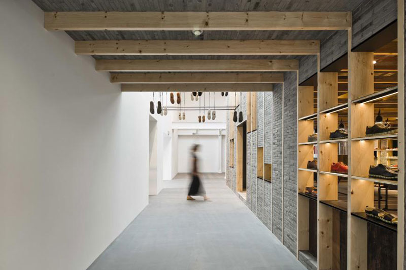 Camper Office and Showroom by Neri&Hu Design and Research Office