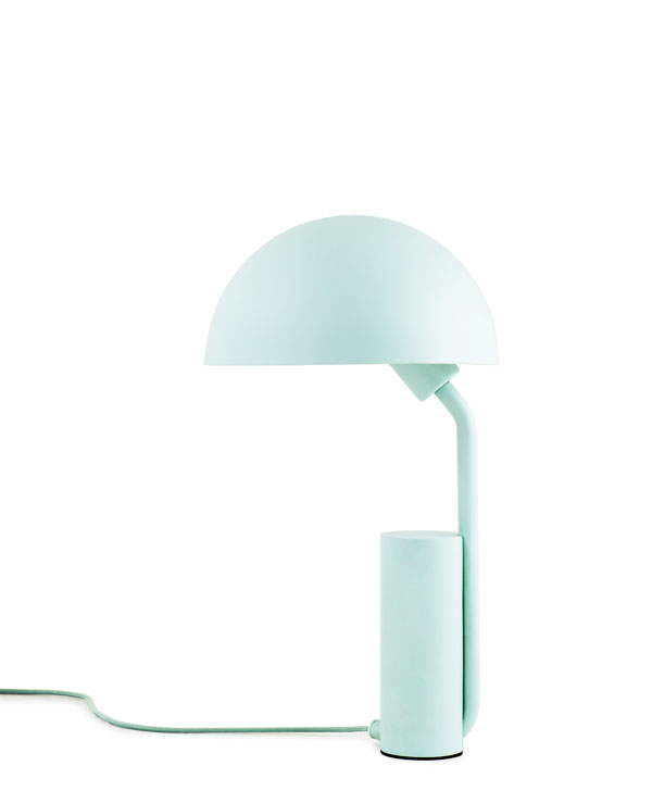 Normann Copenhagen presents a lamp inspired by a cartoon