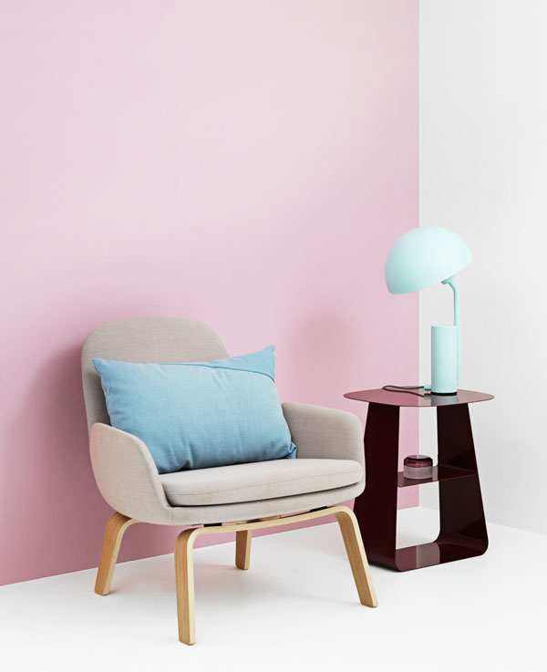 Normann Copenhagen presents a lamp inspired by a cartoon