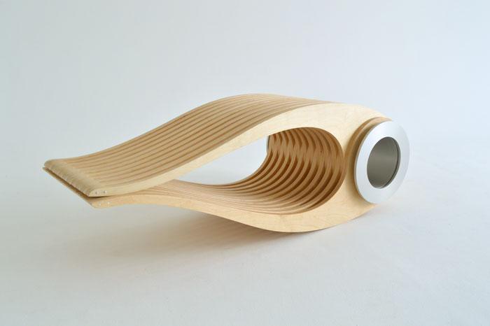 Exocet Chair by Designarium