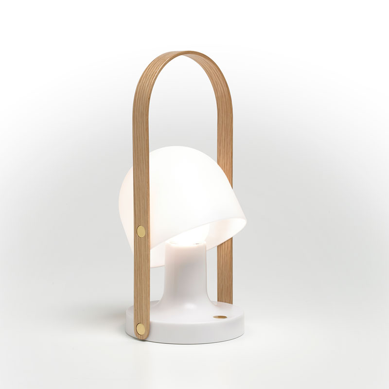 Follow Me lamp by Inma Bermúdez for Marset