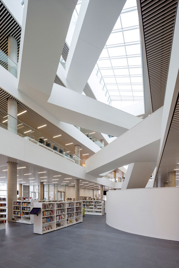New Halifax Central Library by schmidt hammer lassen architects