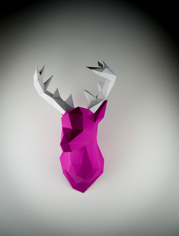 Papertrophy by Holger Hoffman