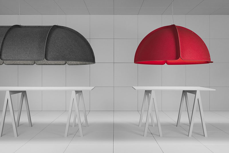Hood Modular Pendant by Form Us With Love & ateljé Lyktan