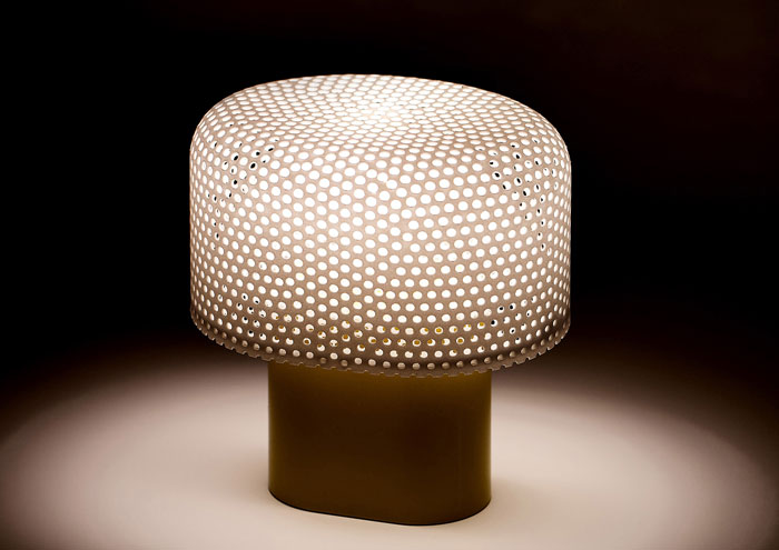 Maggiolina Table Lamp by Alessandro Zambelli for .exnovo