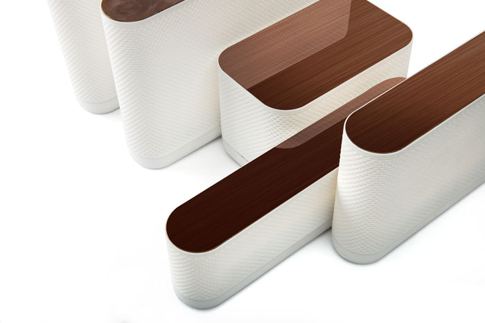 Volume Collection by Marco Lafiandra for .exnovo