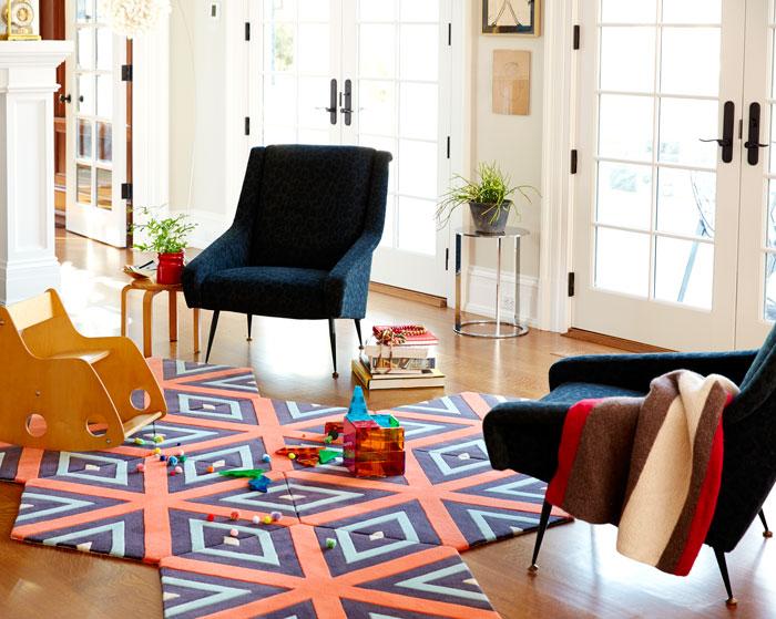 Our Top Picks from IDS15 Toronto - kinder Ground Modular Carpet Tiles