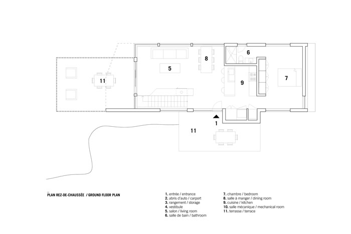 Bolton Residence by _naturehumaine Second Floor Plan