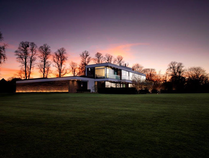 Berkshire Residence by Gregory Phillips Architects