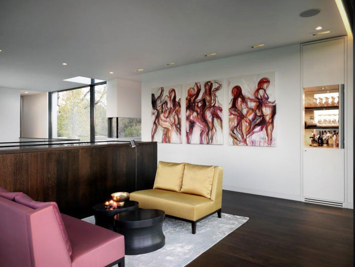 Berkshire Residence by Gregory Phillips