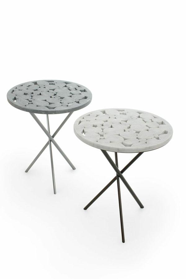 Locarno Table by Quake Furniture