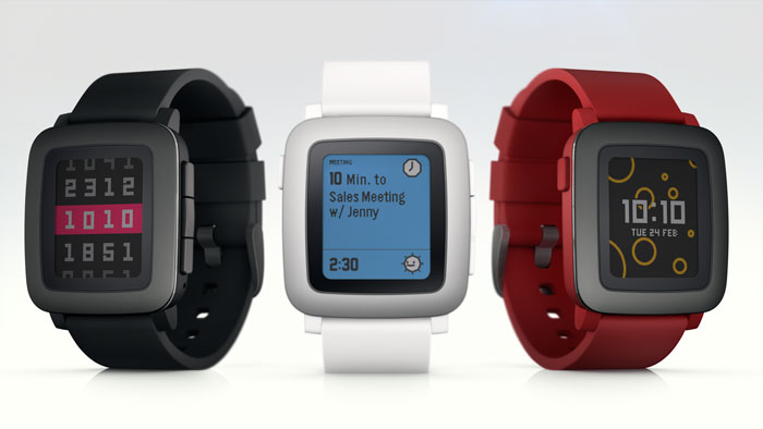 Pebble Time raises over $9M on Kickstarter in its first day!