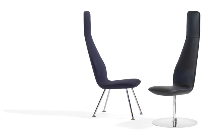 Poppe Chair by Stefan Borselius for Blå Station