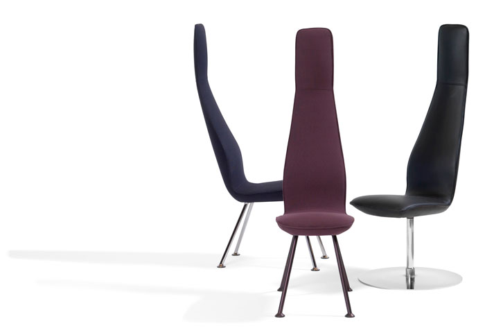 Ultra Slim Chair by Stefan Borselius for Blå Station