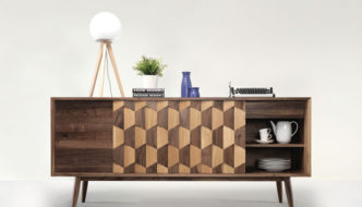 WEWOOD Takes Inspiration from Geometric Patterns