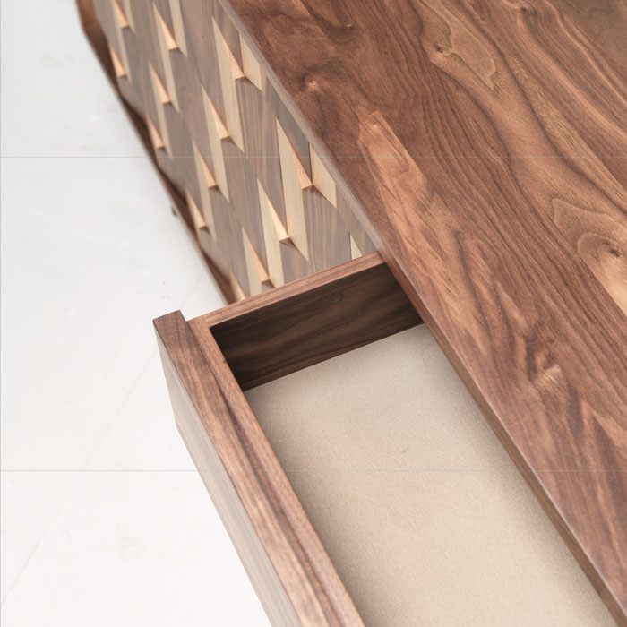 Wewood Takes Inspiration From Geometric Patterns Design