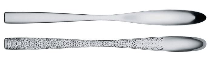 Cutlery by Marcel Wanders for Alessi