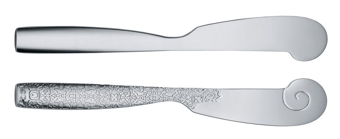 Butter Knife by Marcel Wanders for Alessi