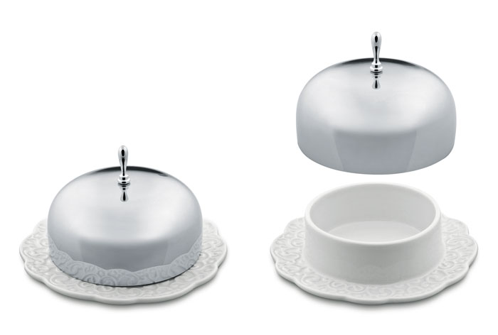 Butter Dish by Marcel Wanders for Alessi