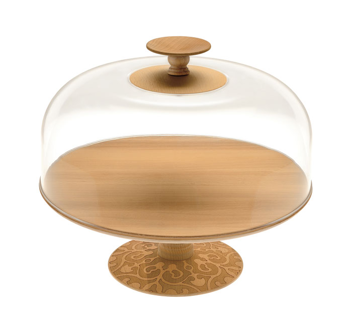Dressed in Wood Stand by Marcel Wanders for Alessi