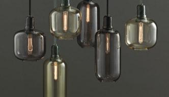 Normann Copenhagen presents a hi-fi inspired range of lamps