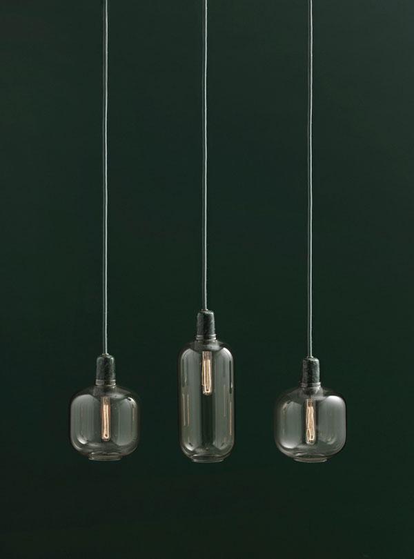 Amp Pendant Lamp by Normann Copenhagen