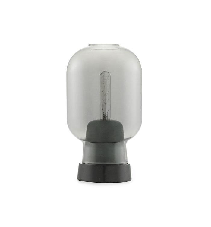 Amp Lamp Table by Normann Copenhagen