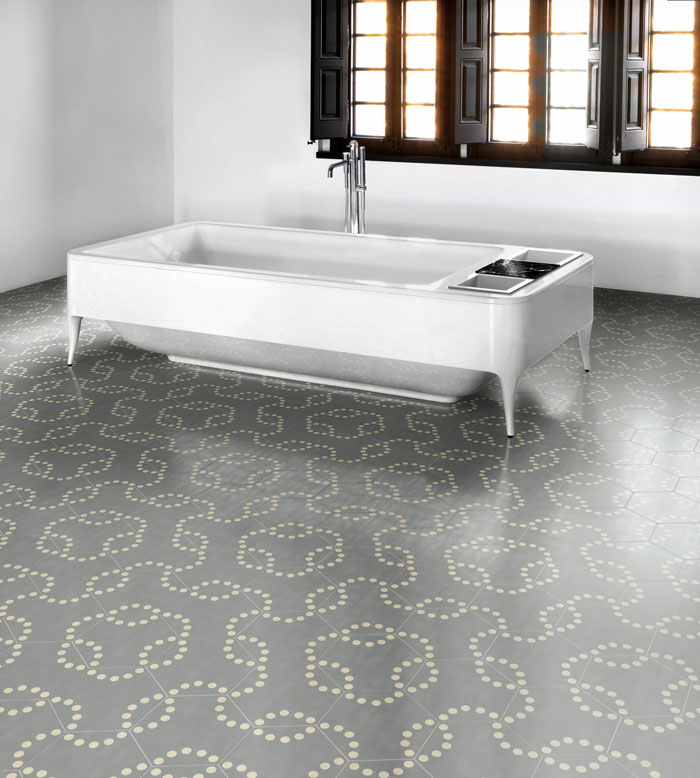 Hayon Studio creates new tile collection for Bisazza