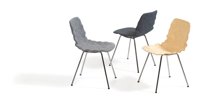 Dent Chair by O4i for Blå Station