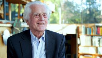 Frei Otto 2015 Pritzker Prize Laureate