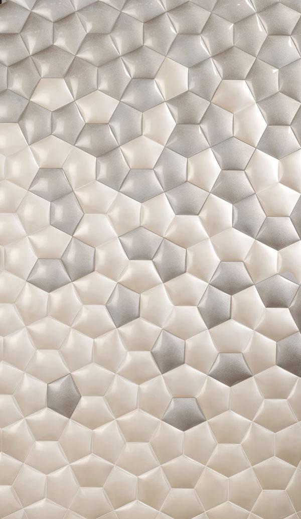 DSIGNIO designs ceramic wall covering for Harmony-Peronda