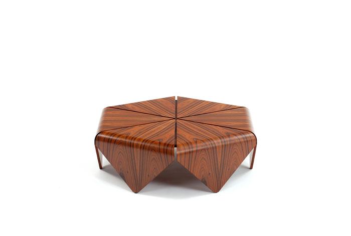 Petalas Table by Jorge Zalszupin - Avenue Road