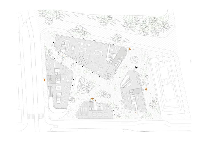 schmidt hammer lassen architects wins large project in downtown Oslo