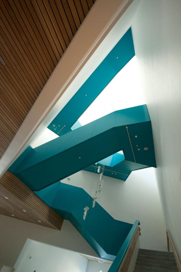 Sogn & Fjordane Art Museum by C.F. Møller