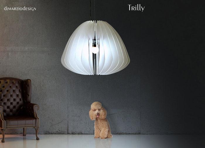 """Di Marzio Design creates lamp inspired by """"fairy-dust"""""""