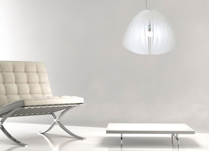 Trilly Lamp by Di Marzio Design for ddplus