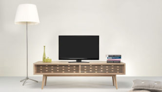 WEWOOD launches Radio TV cabinet