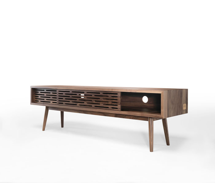 Radio TV cabinet by WEWOOD