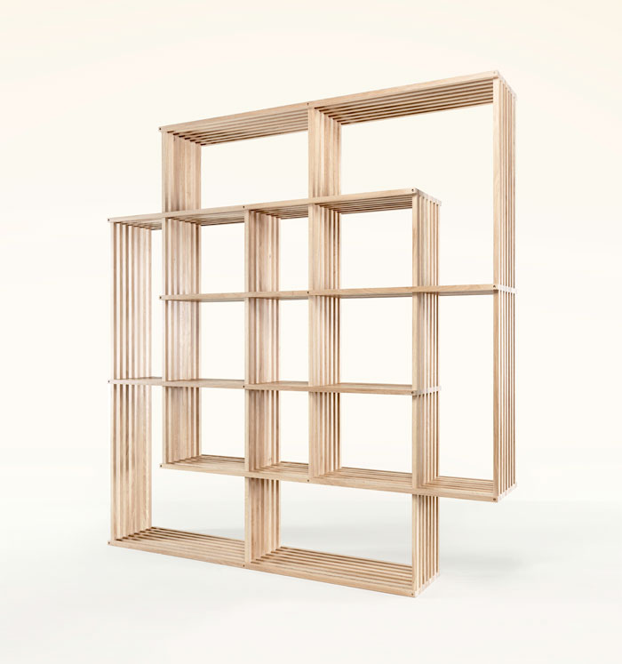 X2 Shelves by WEWOOD
