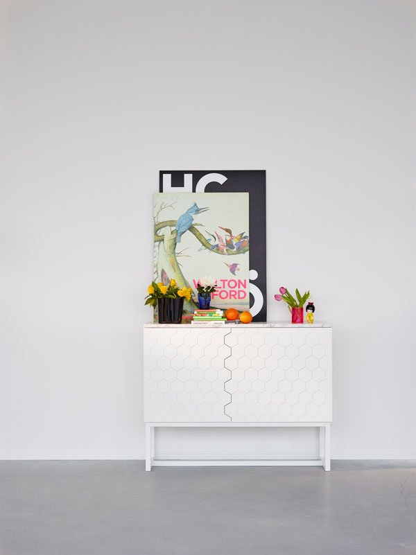 Honey Cabinet by Sara Larsson for A2 / A2 designers AB