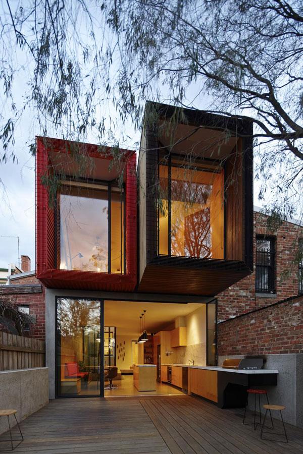 Moor Street Residence by Andrew Maynard