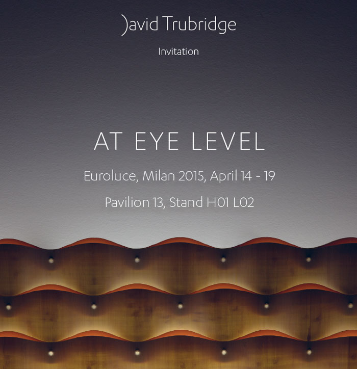 David Trubridge to reveal new designs & installation at Milan