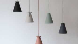 Bollard Lamp by Shane Schneck for MENU