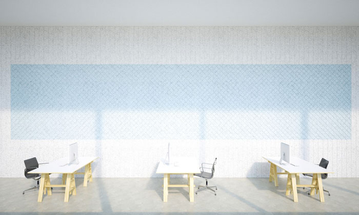 Acoustic Panels by Form Us With Love for Baux