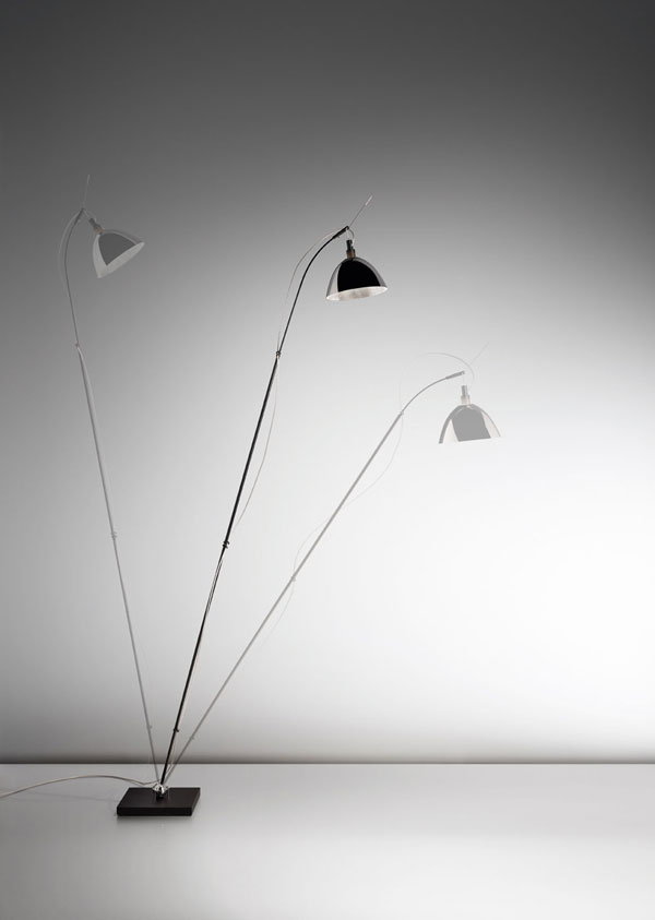 Max. Floor lamp by Ingo Maurer