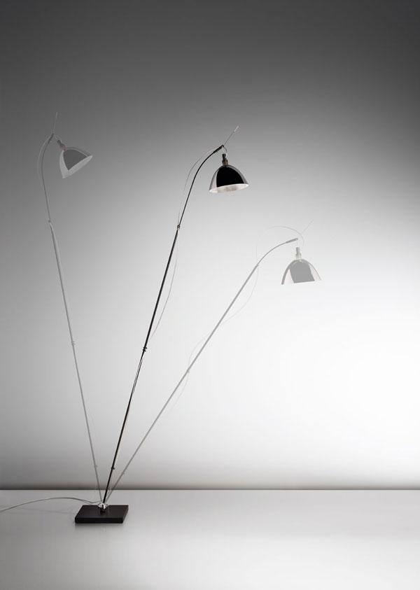 Max.Floor Lamp by Ingo Maurer